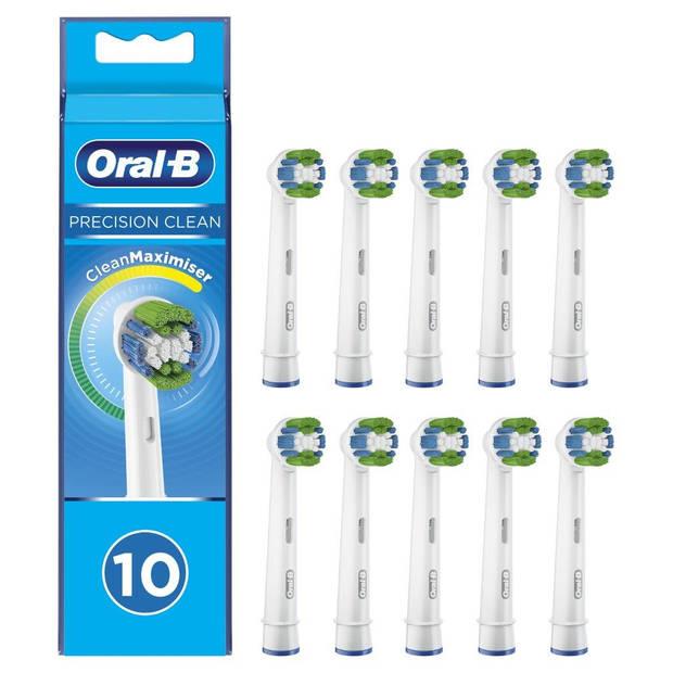 Oral-B Precision Clean Opzetborstel - 10 Stuks