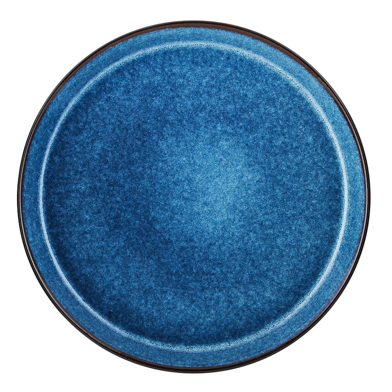 Bitz Dinerbord Donkerblauw Ø 27 Cm