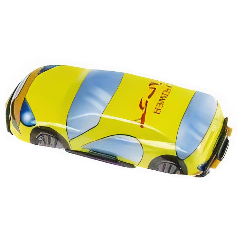 Korting Lg imports Sportauto Clicker Jongens 7 Cm Aluminium Geel blauw