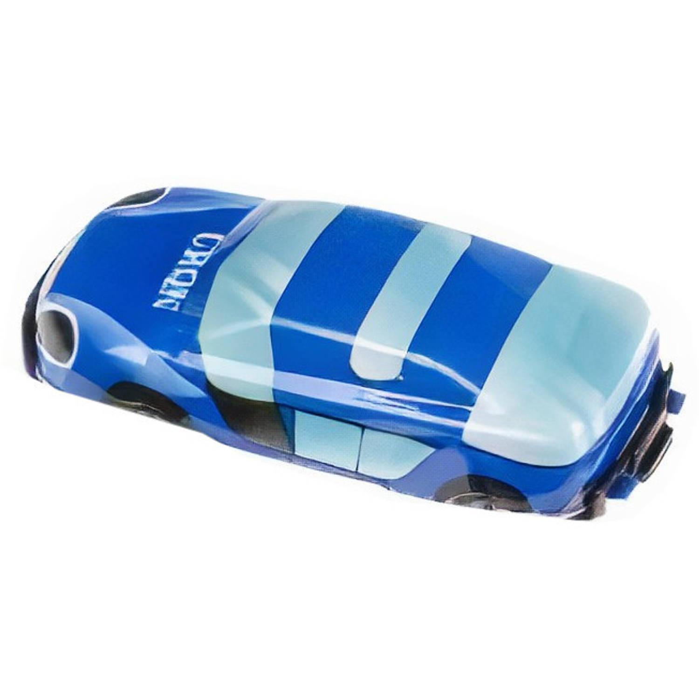 Korting Lg imports Sportauto Clicker Jongens 7 Cm Aluminium Blauw