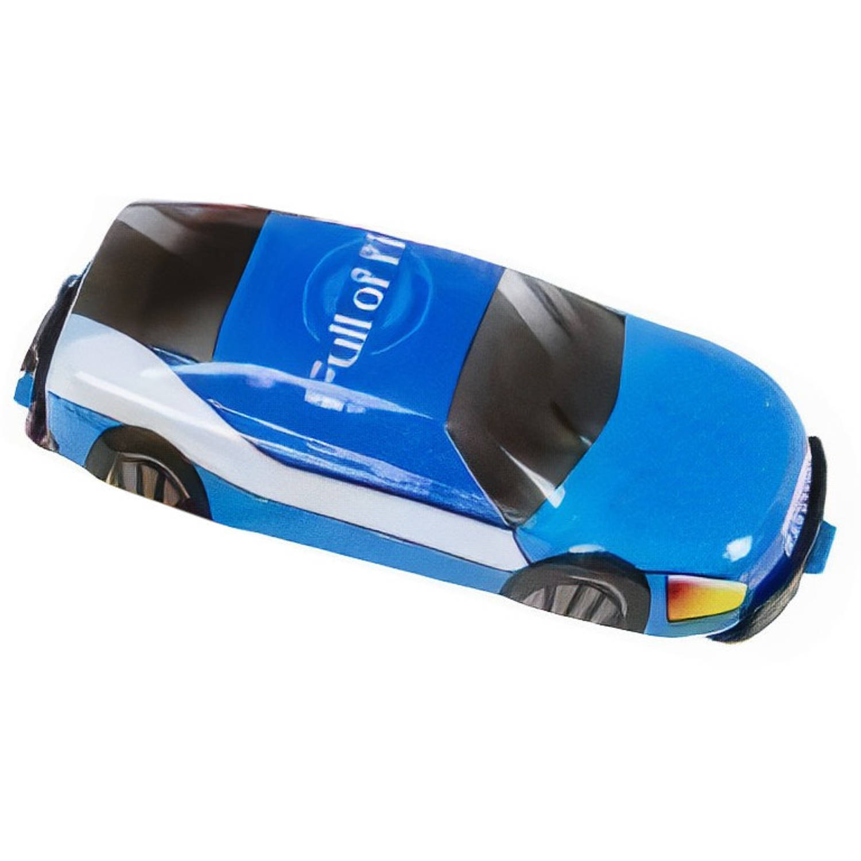 Korting Lg imports Sportauto Clicker Jongens 7 Cm Aluminium Blauw zwart