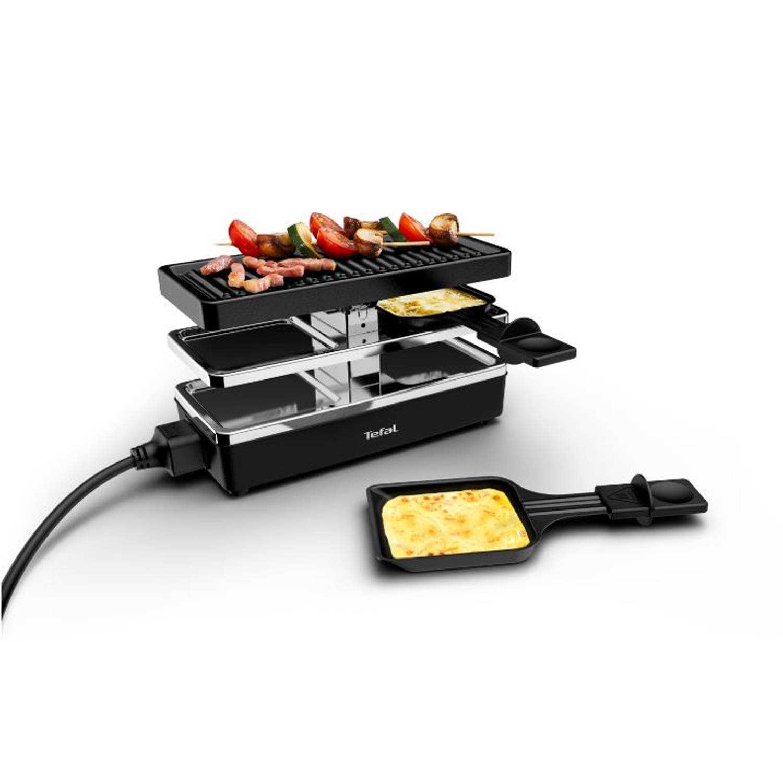 Korting Tefal Plug en Share Re2308 Raclette Gourmet