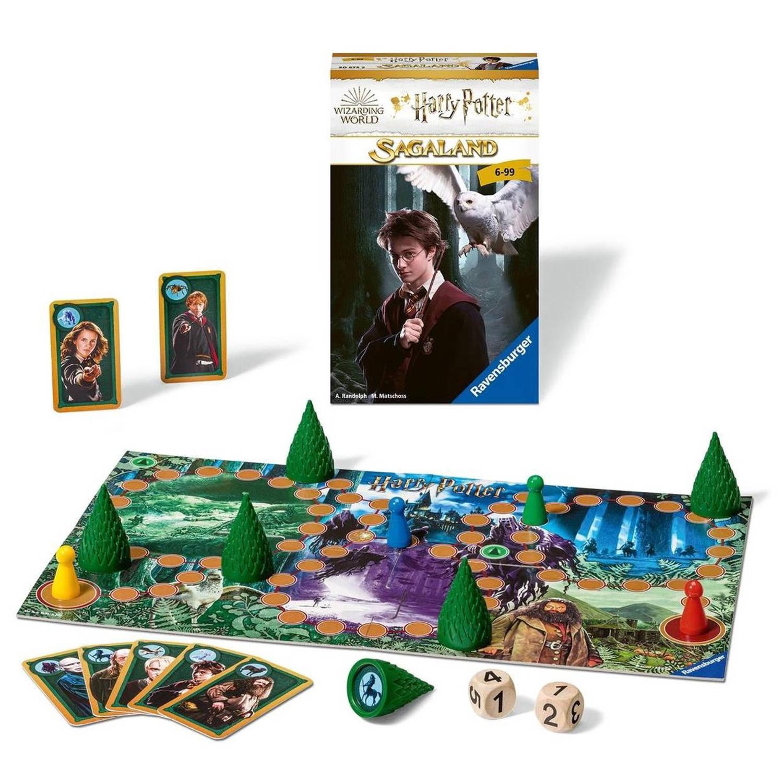 Korting Ravensburger Harry Potter Sagaland