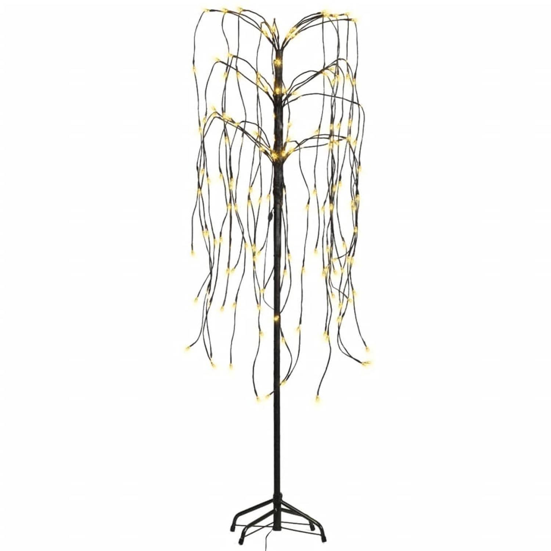 LED Boom Wilg 150cm geel