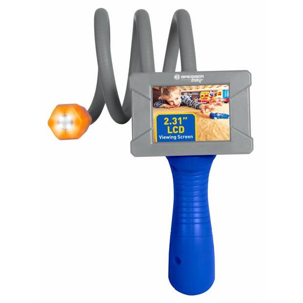 Bresser endoscoop Explorer junior 68 cm rubber blauw
