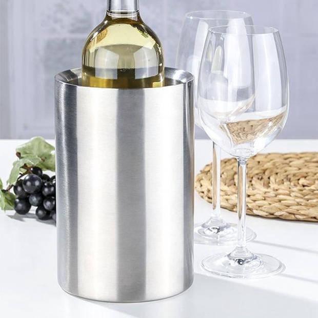 Haushalt - Wijnkoeler - RVS - Dubbelwandig