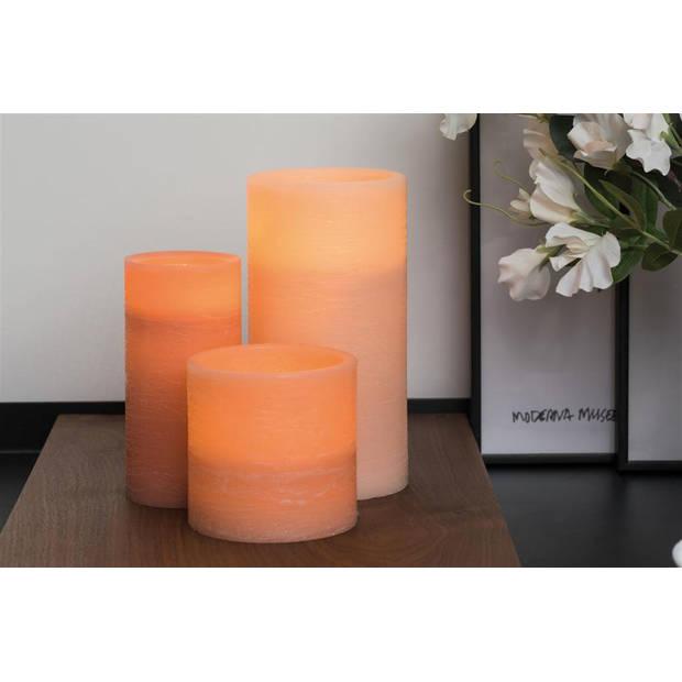 Pauleen Shine Like A Candle - Wax LED Kaarsen - Set van 3