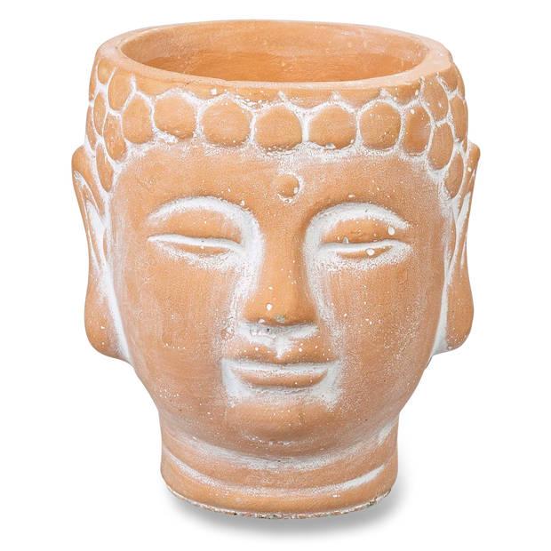 Bloempot Buddha - ø8x9,5 cm
