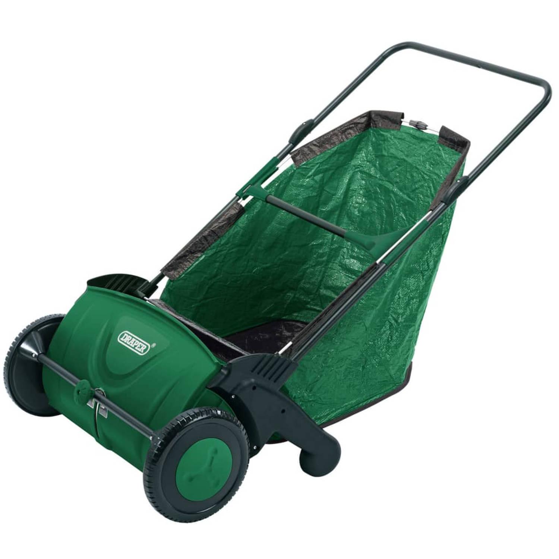 Draper Tools Tuinveger 21 Groen