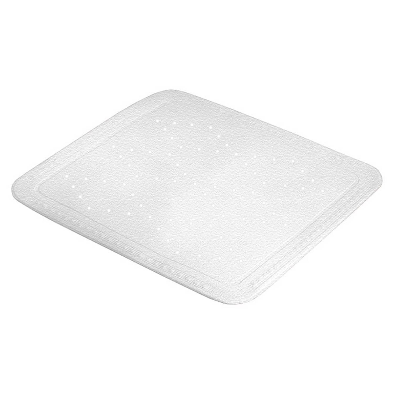 Antislipmat voor de douche, ca. 55x55 cm Van Kleine Wolke wit