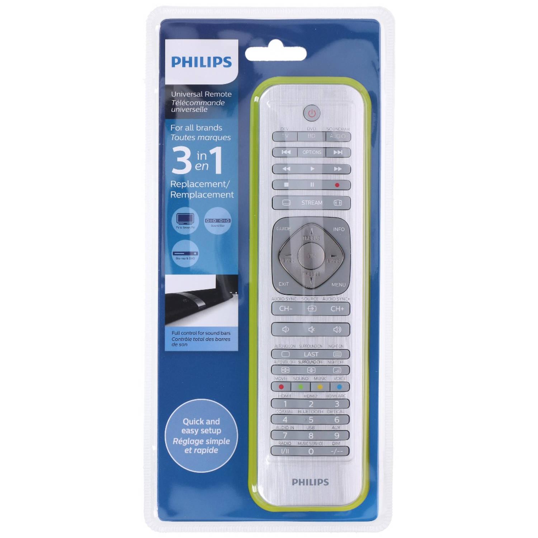 Philips Afstandsbed Srp6013