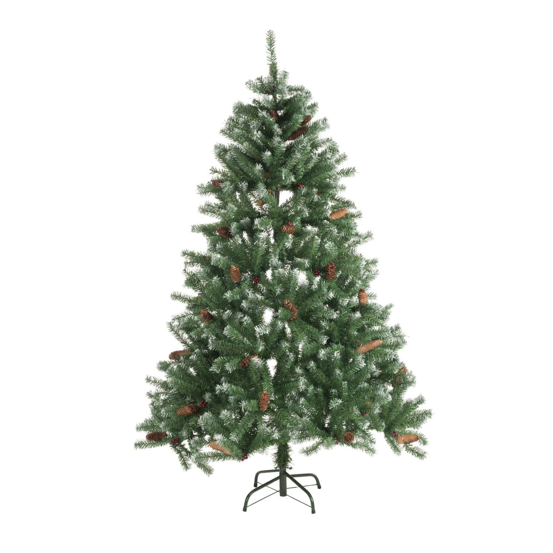 Kunstkerstboom 210 cm White Christmas
