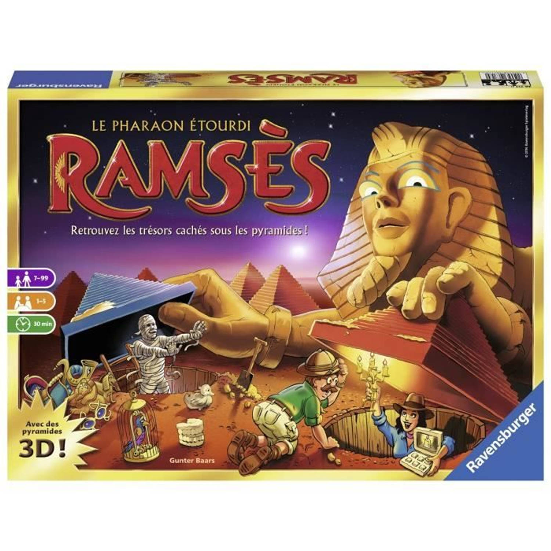 RAVENSBURGER Bordspellen Ramses