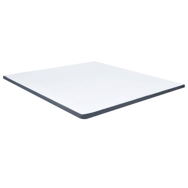 vidaXL Boxspringtopmatras 200x160x5 cm