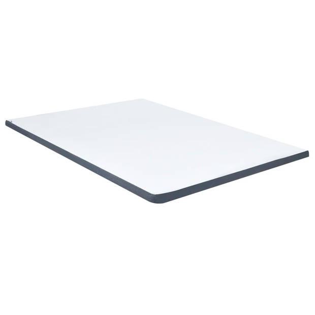 vidaXL Boxspringtopmatras 200x140x5 cm