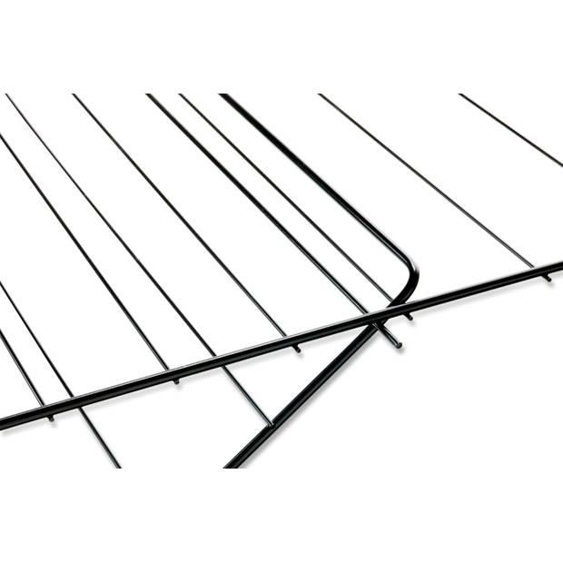 Blokker Droogrek Pinto 32m Zwart