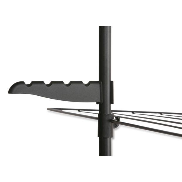 Blokker Droogtoren Mascarene Zwart - 40 meter