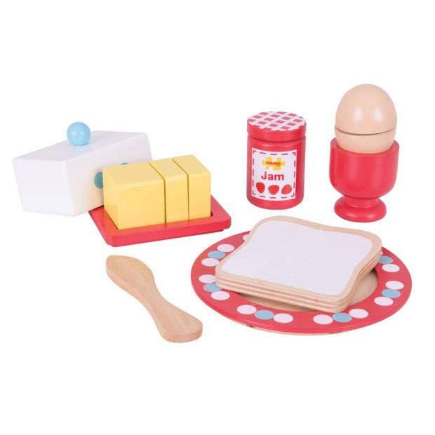 Bigjigs Breakfast Set