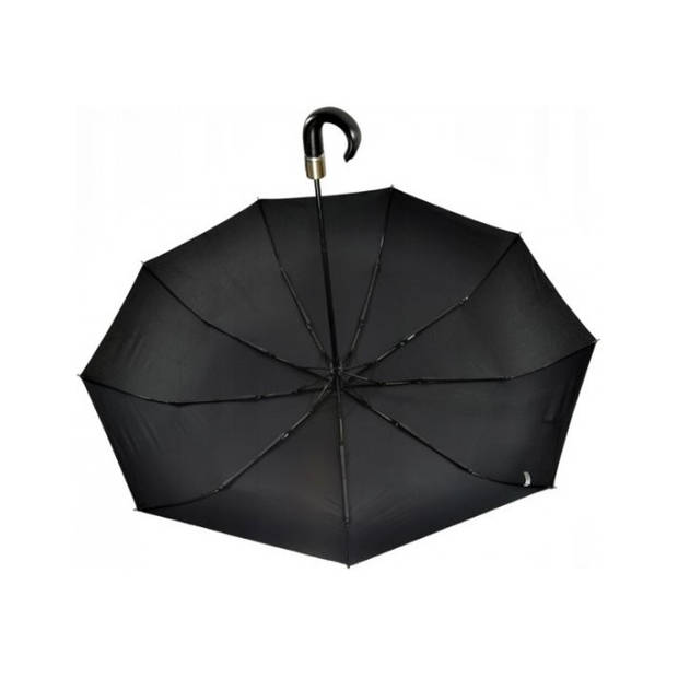 Luxe Stormparaplu – Opvouwbaar en Windproof - Zwart- Ø 100 cm