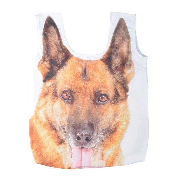 Esschert Design boodschappentas Hond 13,6 liter polyester