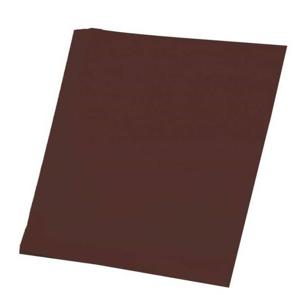 50 vellen bruin A4 hobby papier - Hobbymateriaal - Knutselen met papier - Knutselpapier