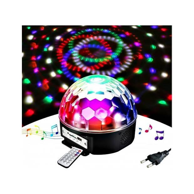 Discobal met Bluetooth en Mp3 Speler - Afstandsbediening