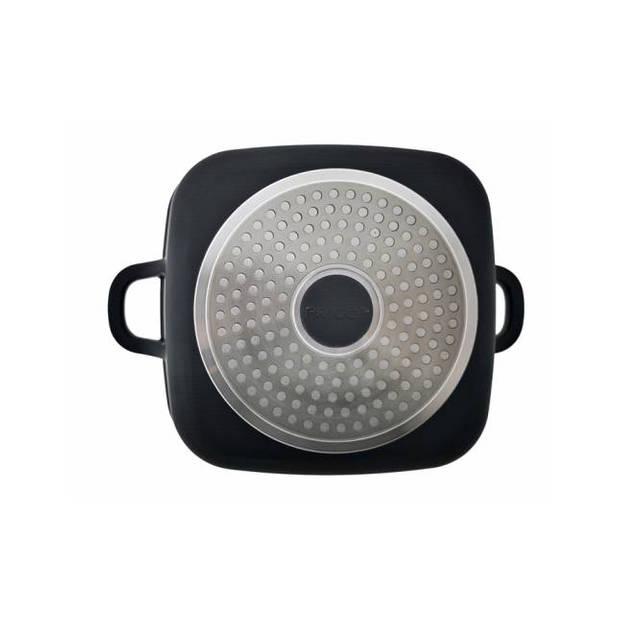Frico Luxe Aluminium Kookpan met Deksel - Ø 20 cm - 2,8 liter