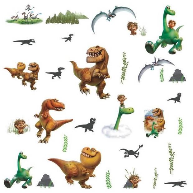 KAMERMATEN Veel 32 stickers DE REISARLO herpositioneert 4 vellen van 10,1 cm x 44,1 cm