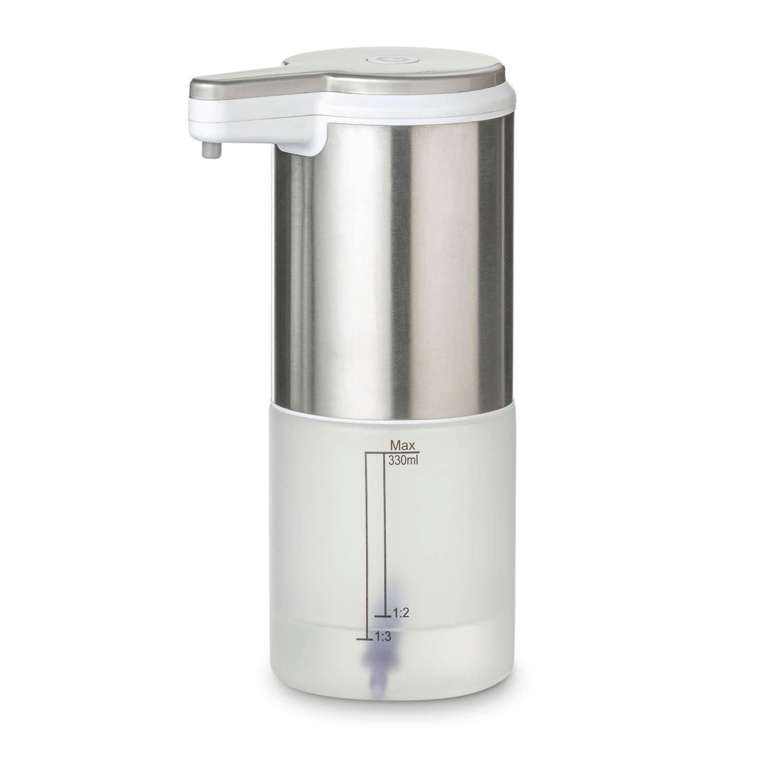 Foto Blokker automatische zeepdispenser
