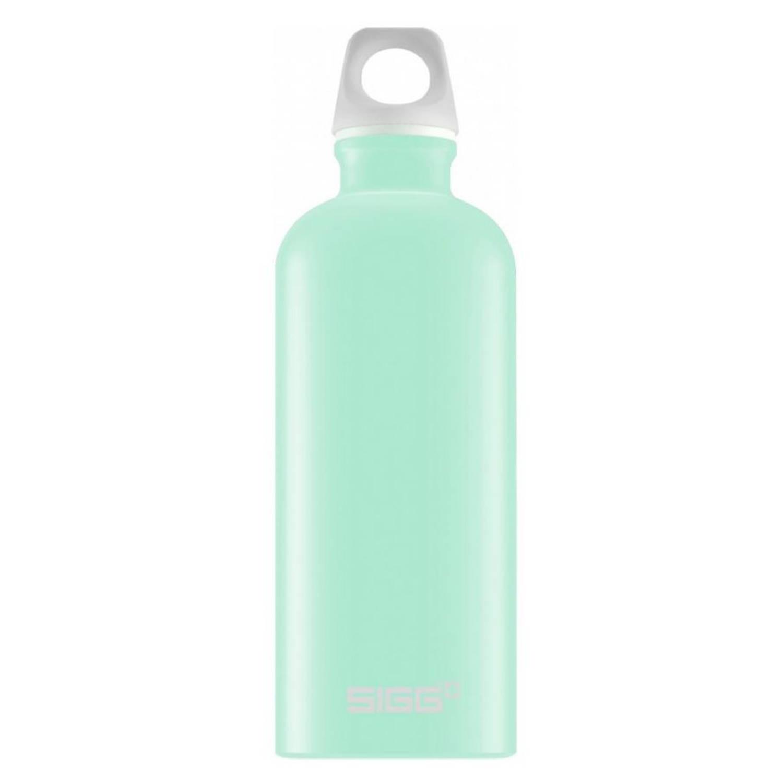 Sigg drinkfles Lucid 600 ml 7,1 cm aluminium turquoise