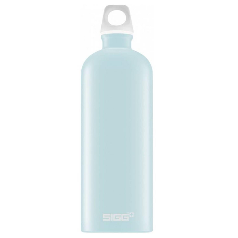 Sigg drinkfles Lucid 1 L 8,1 cm aluminium turquoise