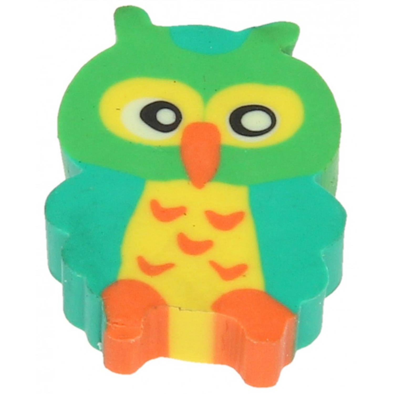 Korting Lg imports Gum Uil Meisjes 3,5 Cm Rubber Geel groen