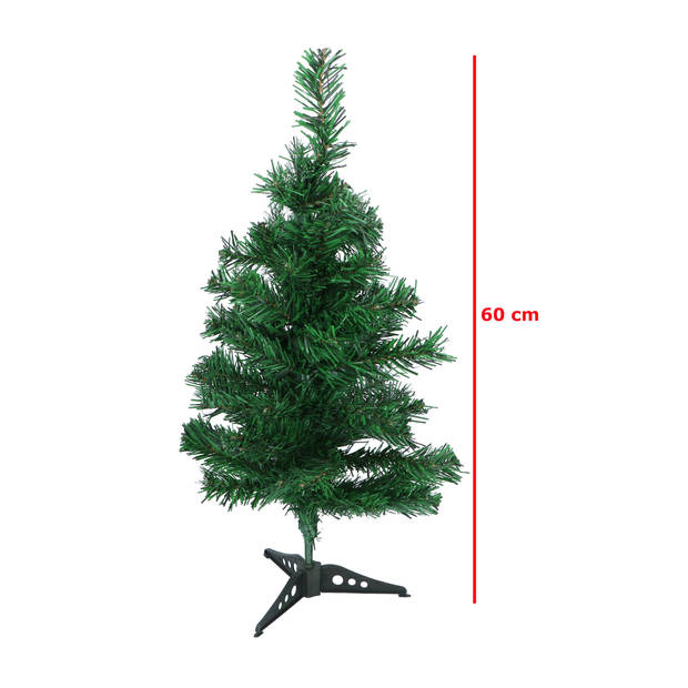 Christmas Gifts Kerstboom - 60 cm - 60 Toppen