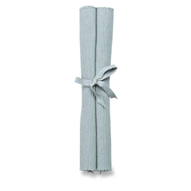 Blokker placemat Kiki - groen - 33x45 cm