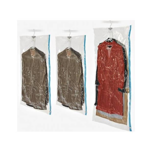 Ophang-Vacuümzakken- 70x105 cm - set van 5 stuks