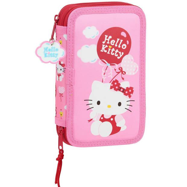 Hello Kitty Gevuld Etui Sweet - 28 st. - Roze
