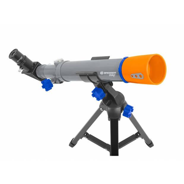Bresser telescoop junior 34 cm staal oranje 5-delig