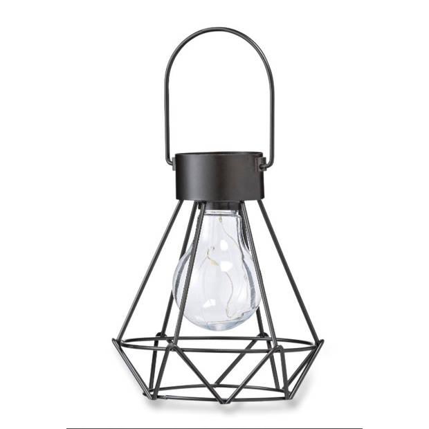 Royal Patio Solar Lamp Metaal