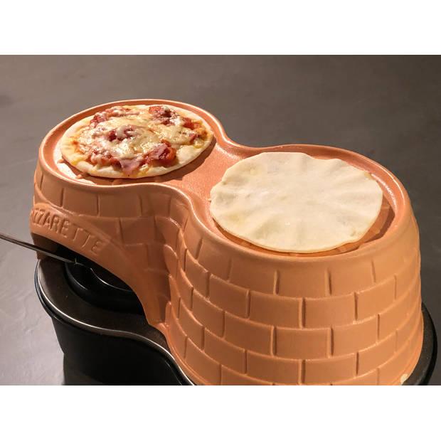 Pizzarette Duo Pre-bake PO-122250