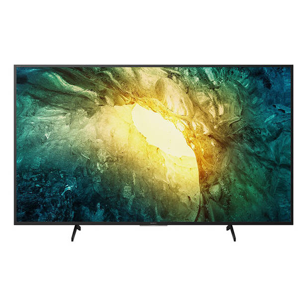 Sony KD-43X7056 - 4K HDR LED Smart TV (43 inch)