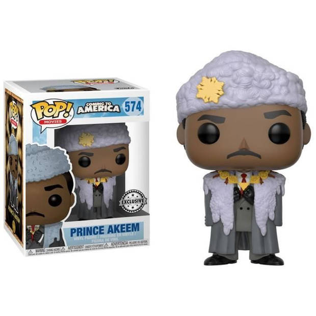 Beeldje Funko Pop! Un Prince a New-York: Prince Akeem