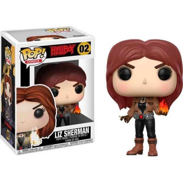 Beeldje Funko Pop! Hellboy: Liz Sherman