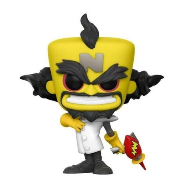 Beeldje Funko Pop! Crash Bandicoot: Dr Neo Cortex