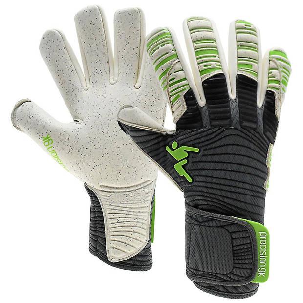 Precision keepershandschoenen Elite 2.0 Quartz zwart/wit