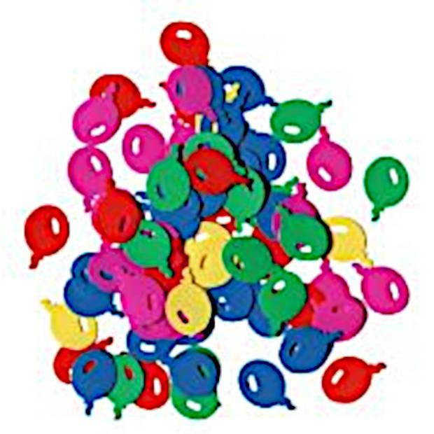 Amscan confetti ballonnen folie 15 gram mat