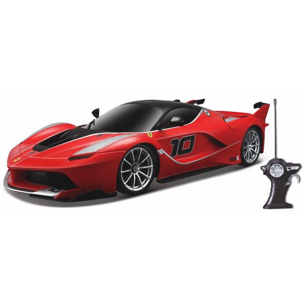 Maisto sportauto RC Ferrari Fxx K 1:14 27 MHz rood