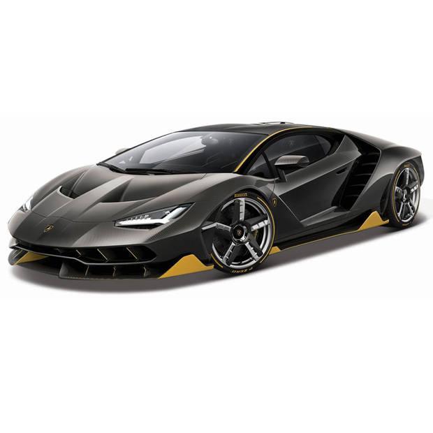 Maisto sportauto Lamborghini Centenario 2016 2.4 GHz zwart