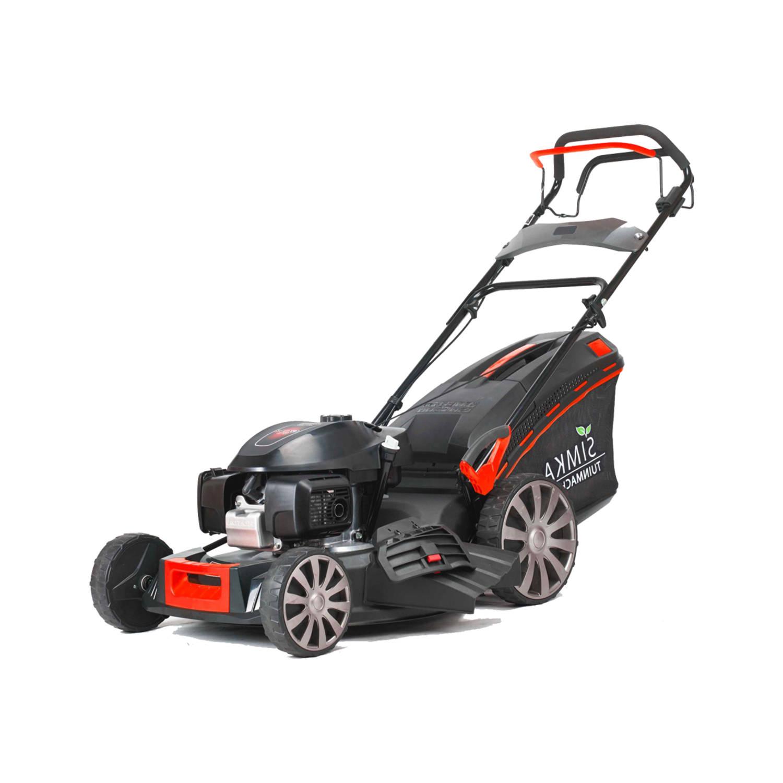 Grasmaaier Simka 4 In 1 Gcv145 Zelfrijdend 51cm Met Honda Motor
