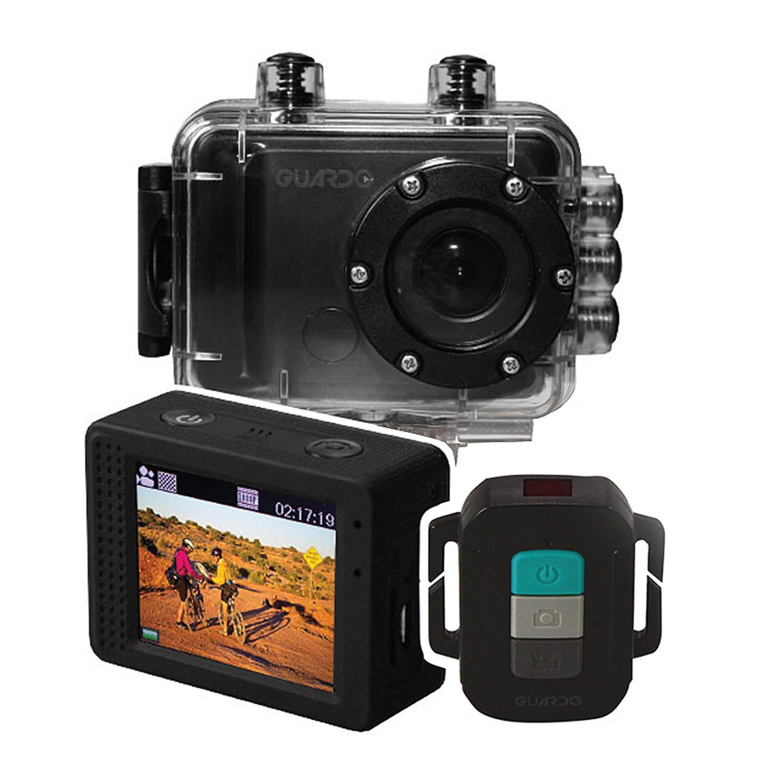 MaxiMondo Actioncam Full HD 2.0 Scherm Waterdicht tot 40 Meter Afstandsbediening