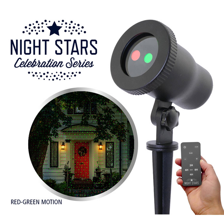 - Night Stars Motion